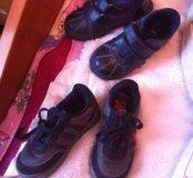Ботинки Dandino весна кроссовки Adidas
