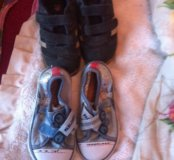 Две пары обуви р25