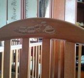 Детская кроватка pali италия