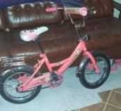 Велосипед детский 4-х колесный