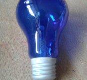 Продам синюю лампочку