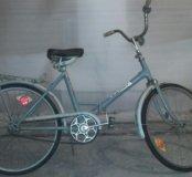 Велосипед складной Салют СССР