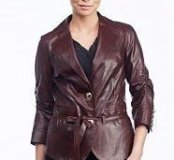 Новая куртка, натуральная кожа, Италия
