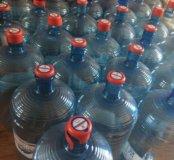 Бутылки, 15 литров