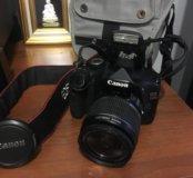 Продам фотоаппарат Canon EOS 550d e.g. 18-55is