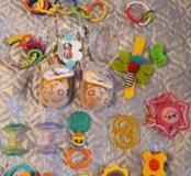 Детские игрушки пакетом