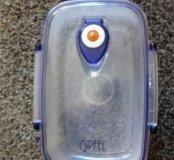 Вакуумный контейнер GIPFEL 1литр Новый