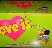 Love is яблоко-лимон