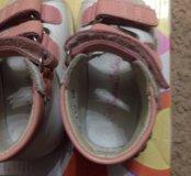 сандалики ортопедические