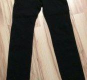 Черные мужские брюки Zegna