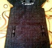 шикарное платье новое на девочку 10-13лет