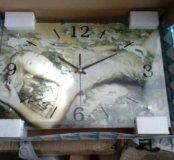 Часы настенные новые