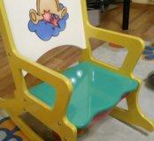 Кресло-качалка детское. От года
