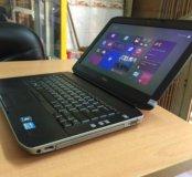 Профессиональный ноутбук Dell на Core i5