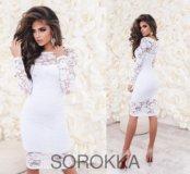 Новые платья р40-52