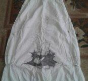 Длинная юбка р-р46-50