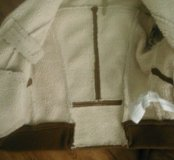 Дубленка куртка bershka