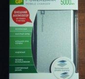 🎄PowerBank GP FP05M 5000 мАч🎄Внешний аккумулятор