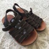 Кожаные сандали André 21