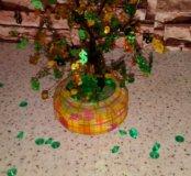 Денежно-долларовое дерево