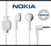 Стереогарнитура наушники Nokia WH-102 HS-125 3.5mm