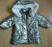 Детское пальто всна/осень/зима