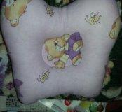Ортопедическая подушка бабочка новая