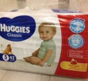Huggies classic подгузники