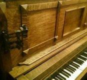 Старинное антикварное фортепиано New York 1907 год