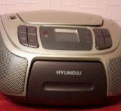 Музыкальный центр Hyundai H-1444
