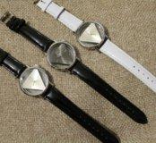 Часы с треугольным циферблатом