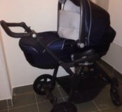 Детская коляска 3 в 1 Neonato Neosport Fit
