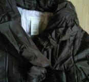 Пальто h&m 74+