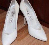 Туфли из натуральной кожи 👠