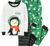 Пижама, набор из двух комплектов.