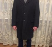 Пальто мужское Fendi