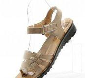 Суперские сандали новые