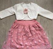 🌸Праздничное платье 86-92🌸
