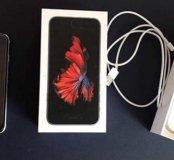 iPhone 6S 16gb Spase Gray. Телефон абсолютно новый