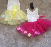 2 платья летних