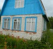 Дача (дом 70м2 и 10м2 уч-к)м-н Заря 7км до города