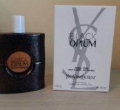 YSL black opium 100ml