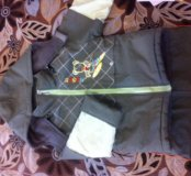 Курточка и штанишки на байке