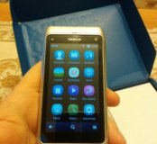 Nokia N8 Серебро. Новый.Оригинал.