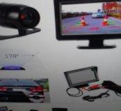 Новый монитор и камера