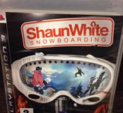 Shaun🏂White Snowboarding PS3