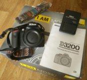 Фотоаппарат nikon d3200 в идеале