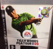 Tiger 🏑Woods PGA Tour 09 PS3