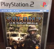 SOCOM 3: U.S. Navy Seals PS2