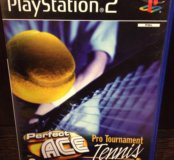 🎾Perfect Ace Pro Tournament Tennis PS2